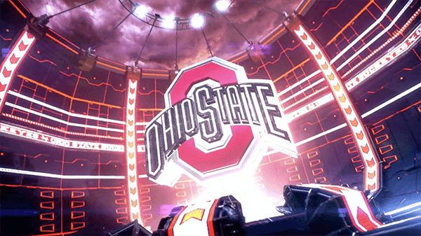 Ohio State Buckeyes College Football Video Animation
