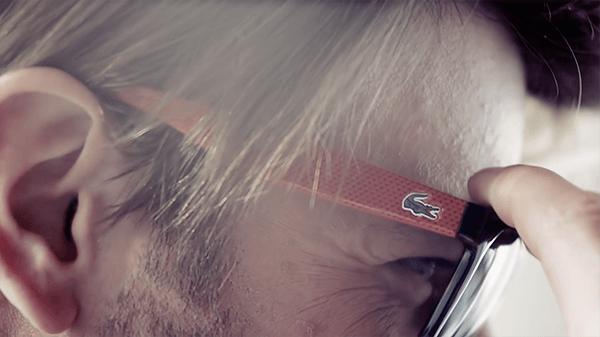Lacoste Eyewear Video